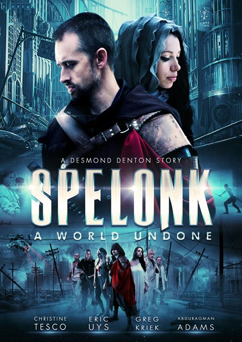 Spelonk Movie Poster