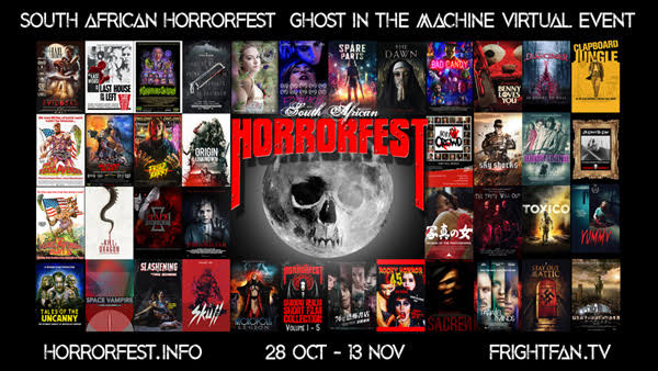 The South African Horrorfest 2020