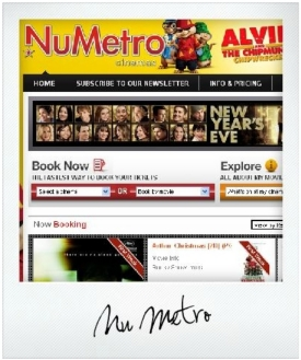 nu metro movie tickets show times