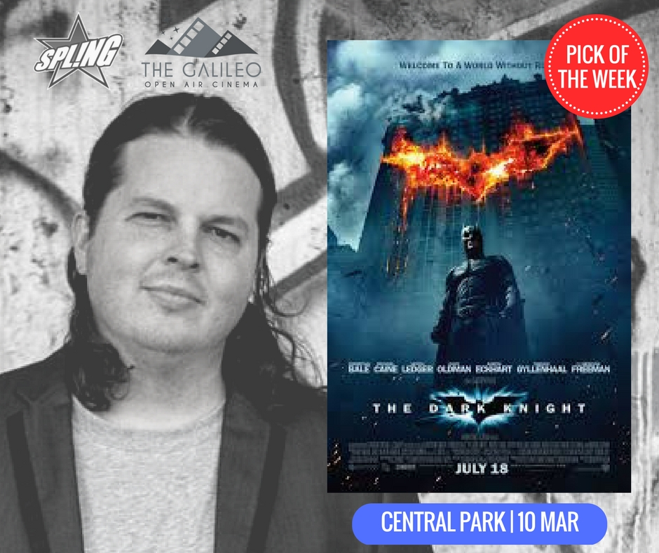 Spling's Pick of the Week - The Dark Knight @ Central Park