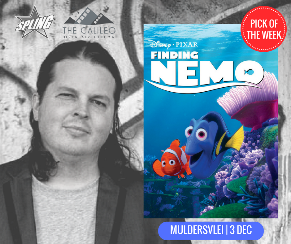Spling's Pick of the Week - Finding Nemo at Muldersvlei Estate
